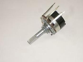 Philmore Mfg PC345 24mm Potentiometer 10K ohms Audio Taper w/Switch