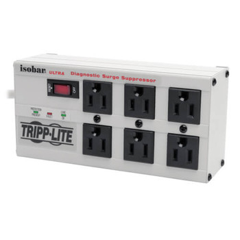 Isobar 6-Outlet Surge Protector