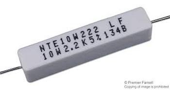 10W 2.2K OHM Resistor
