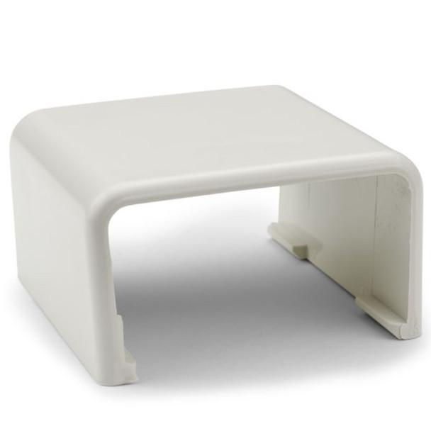 """Splice Cover, 1-3/4"""", PVC, Office White"""