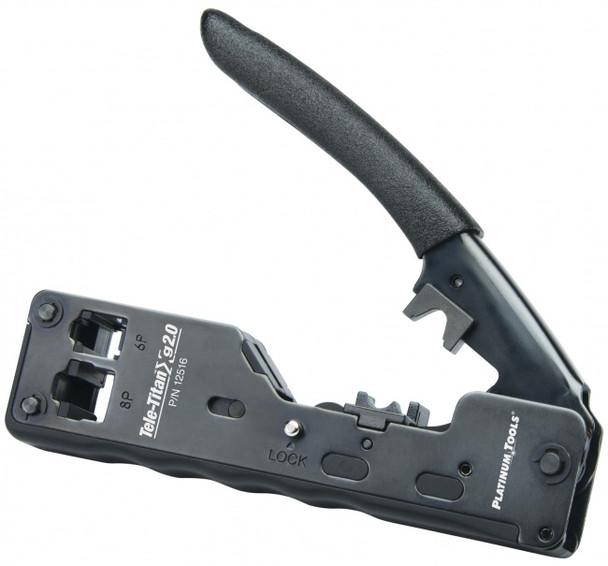 Tele-Titan™Xg 2.0 CAT6A/10Gig Crimp Tool