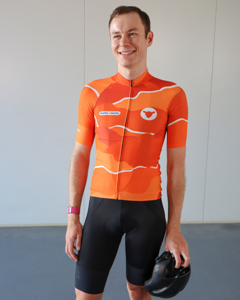 Men's Limited Edition Cycling Jersey