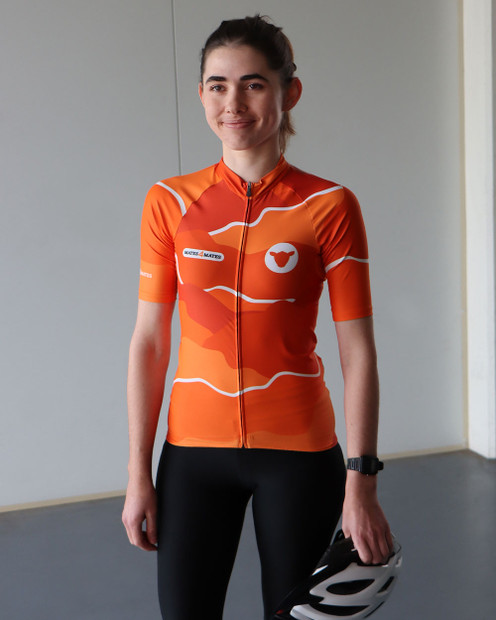 Womens Limited Edition Cycling Jersey