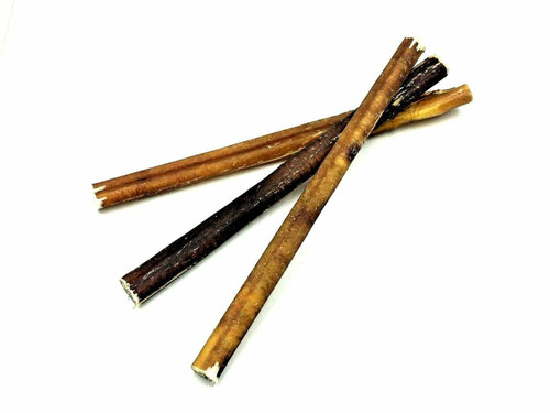 "9"" BULLY STICKS - ODOR FREE!!"