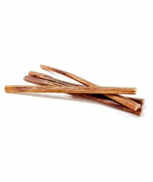 """12"""" SELECT BULLY STICKS - LOW ODOR!! {1 POUND} {APPROX. 10-12 PIECES}"""