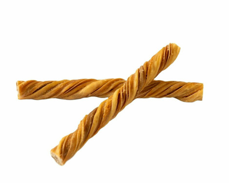 "6"" BEEF TRIPE TWISTS - 20 PACK"