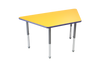 Multi-Functional Collaborative Activity Table - Creed Collection - Trapezoid