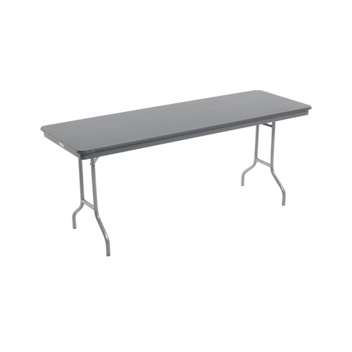 Dynalite Featherweight Heavy-Duty ABS Plastic Folding Table - Rectangle