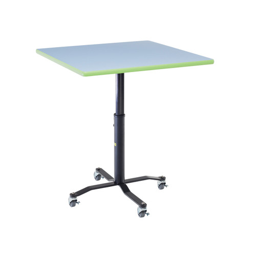 Mobile EZ-Tilt Cafe Table - Square