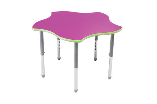 Multi-Functional Collaborative Activity Table - Genesis Collection - Surf