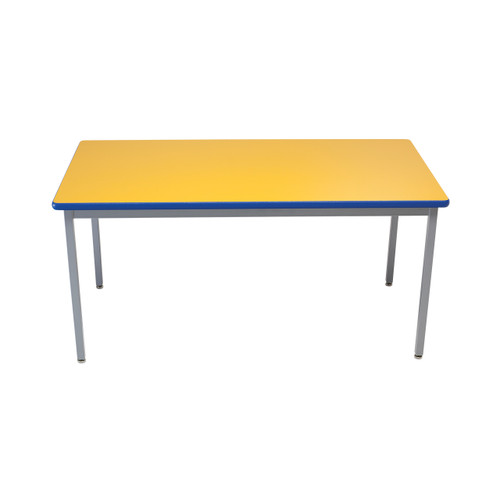 Whiteboard Table / Markerboard Table / Dry Erase Tables - Utility - All Welded - Rectangle