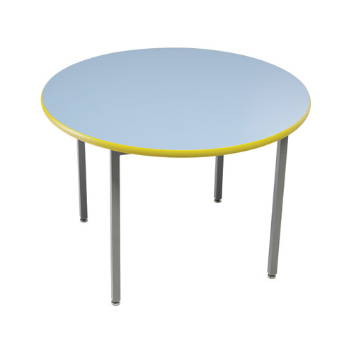 Whiteboard Table / Markerboard Table / Dry Erase Tables - Utility - All Welded - Round