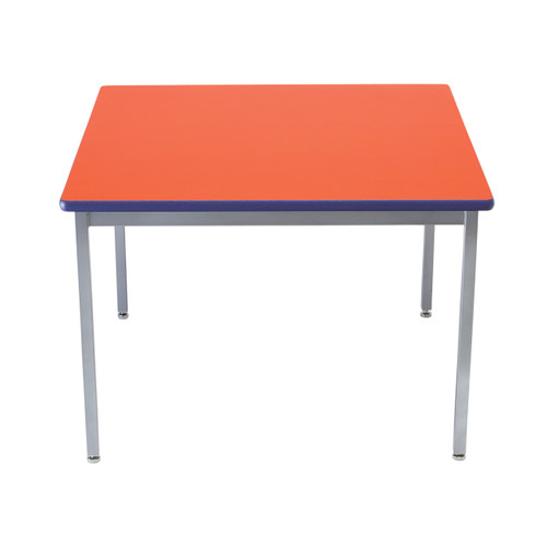 Whiteboard Table / Markerboard Table / Dry Erase Tables - Utility - All Welded - Square