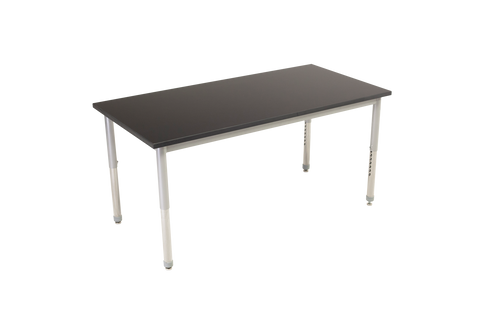 Science Lab Table - Phenolic Resin Chem Res Top