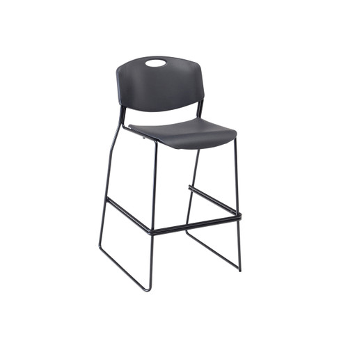 Tall Stackable Café Chair
