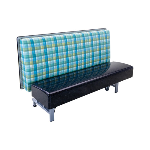 Mobile Folding Booth Seating