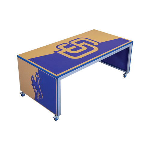 "Mobile Conversation Table - 30"" High"