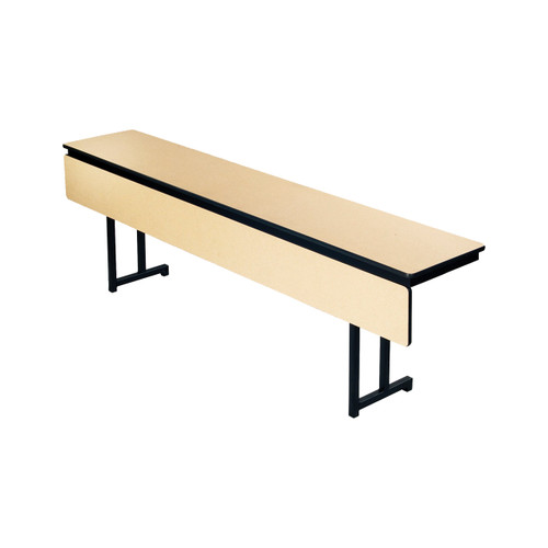 Training Table - Plywood Core - Modesty Panel - Rectangle
