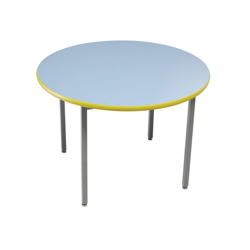 Utility Table - All Welded - Round