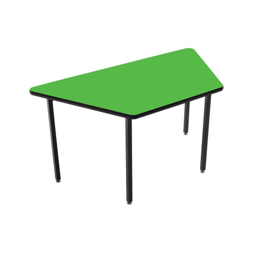 Utility Table - All Welded - Trapezoid