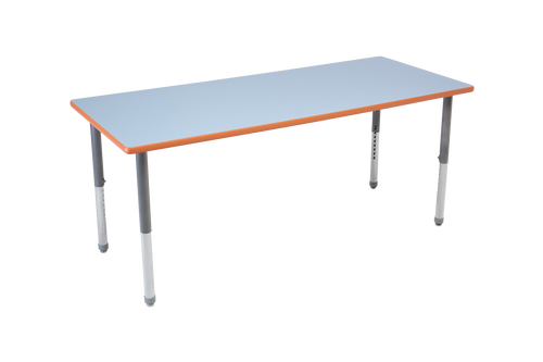Multi-Functional Collaborative Activity Table - Genesis Collection - Rectangle