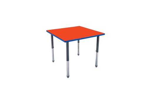 Multi-Functional Collaborative Activity Table - Genesis Collection - Square