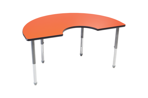 Multi-Functional Collaborative Activity Table - Genesis Collection - Kidney