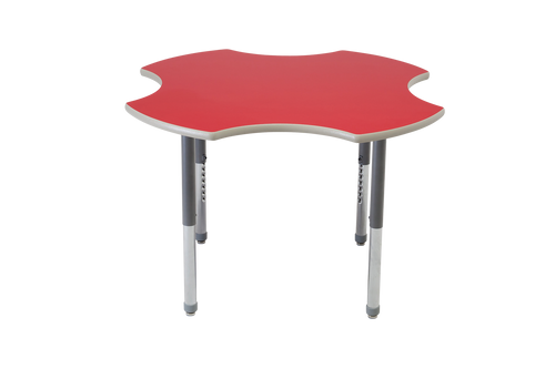 Multi-Functional Collaborative Activity Table - Genesis Collection - Clover