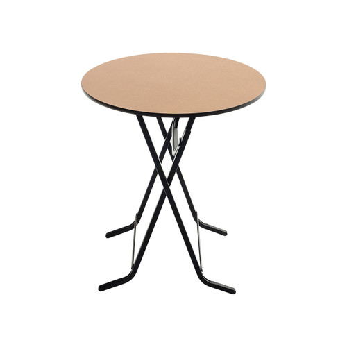 Café Table - X Base - Round
