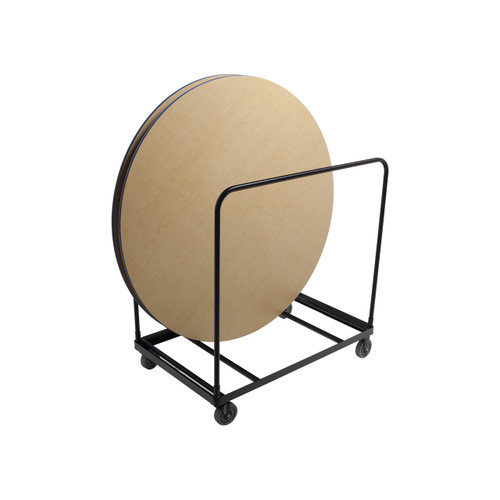 Heavy-Duty Table Cart - Applicable for Round Tables