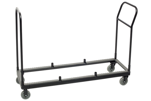 Heavy-Duty Stage Accessory Cart - Applicable for Stage Guard Rails