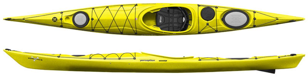 Perception Essence 16 Sea Kayak - Expedition