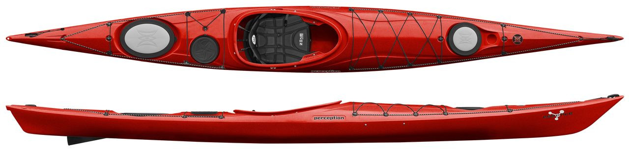 Perception Essence 17 Sea Kayak - Expedition