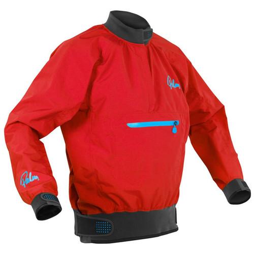 Palm Vector Men's Jacket, Red