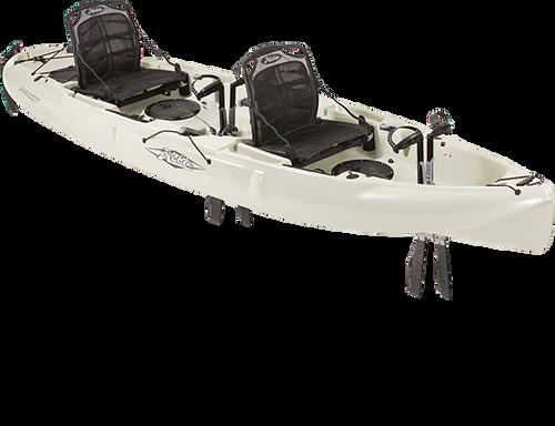 Hobie-Tandem-Outfitter-Kayak-Ivory