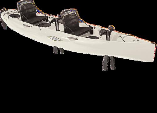 Hobie Kayaks Oasis Tandem Kayak -Ivory Dune