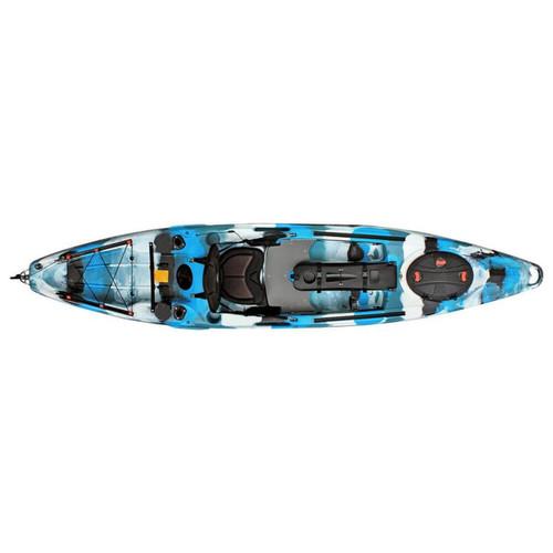 Feelfree Moken 12.5 Angler, Navy Camo
