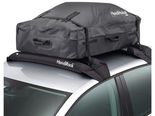 228b9db399 HandiHoldall 320 Litre Waterproof Soft Roof Box. Used in conjunction with  the optional Handirack Inflatable Roof Rack