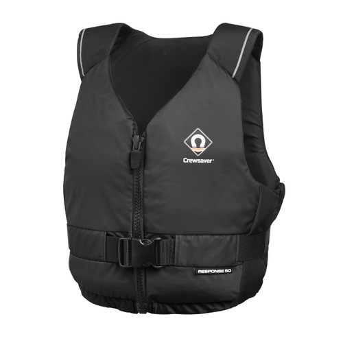 Crewsaver Response 50N Buoyancy Aid- Black 2601