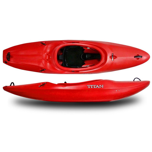 Titan-Rival-Kayak-Red