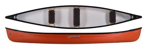Venture Corelite Ranger 162 Canoe - Burnt Orange