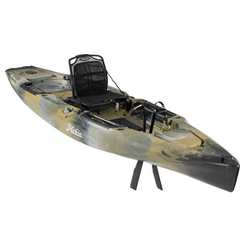Hobie Mirage Outback Kayak 2019 - Camo - Angled