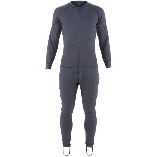 NRS Men's Expedition Weight Union Suit - Front