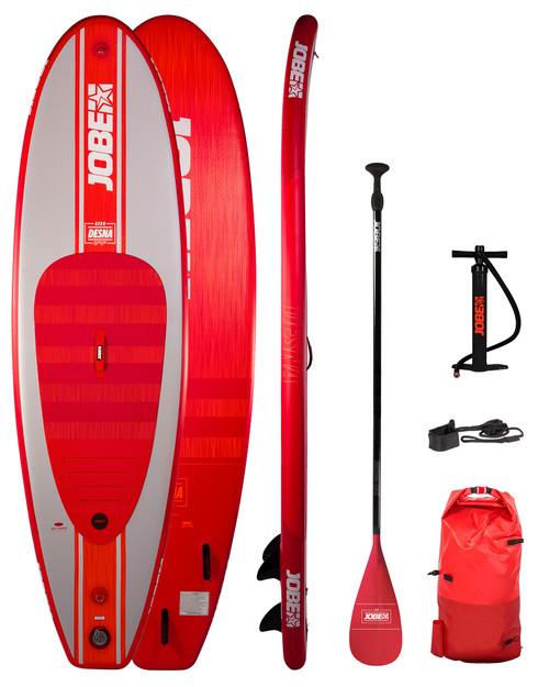 Jobe Desna 10.0 iSup Red package