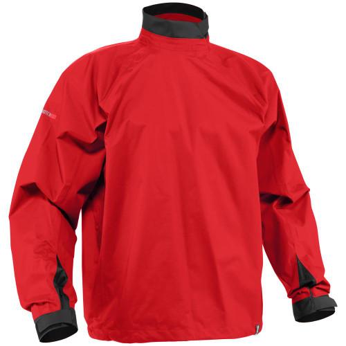 NRS Men's Endurance Splash Jacket - Salsa, Front