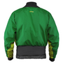 NRS Men's Flux Cag Green Back