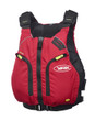 Yak Xipe 60N Touring Buoyancy Aid, Red, front