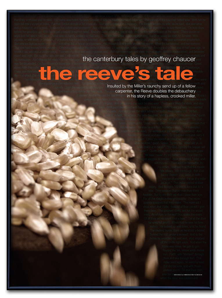 Reeve's Tale Literary Poster