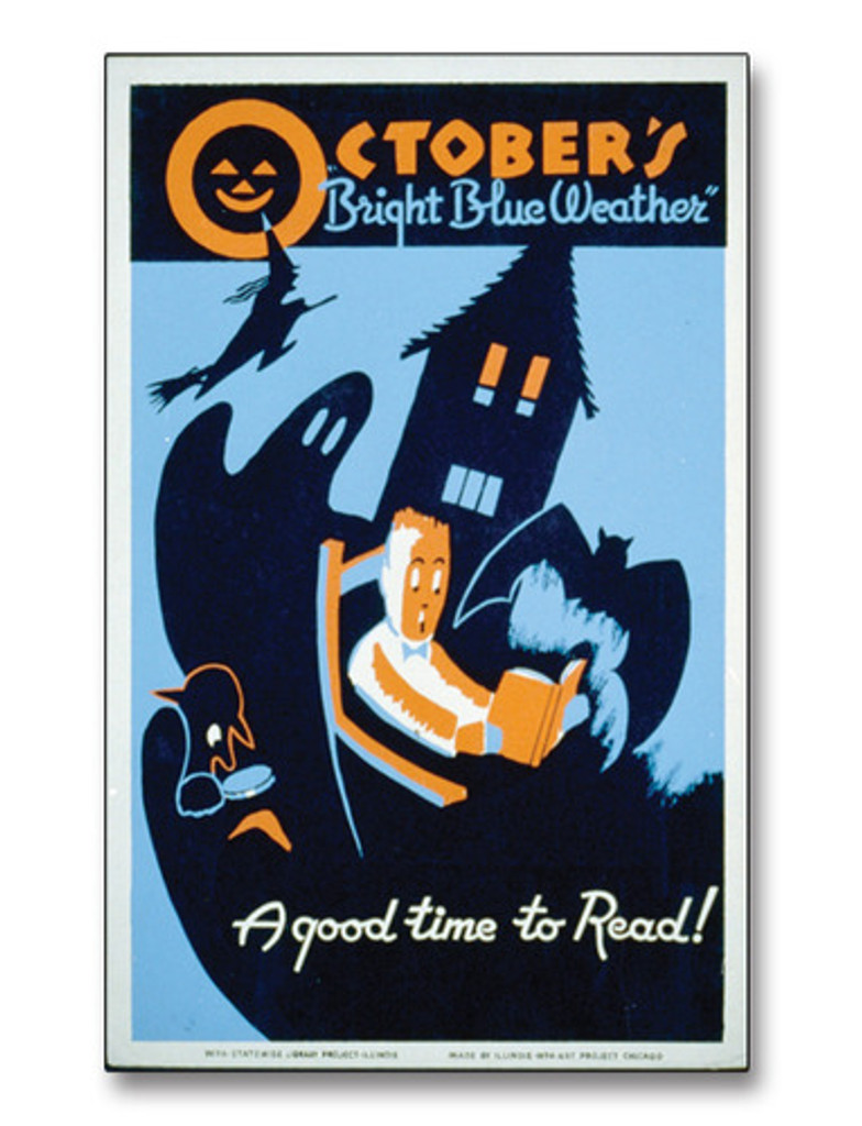 Historic Reading Posters - Literacy Posters