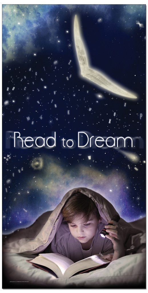 Read to Dream Poster